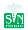 SN MEDIC logo